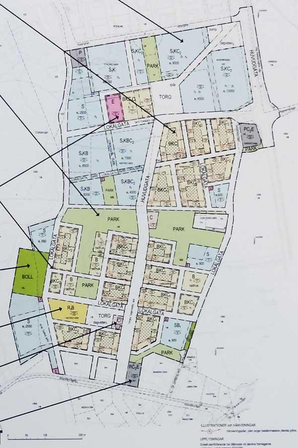 Rosendal-plan