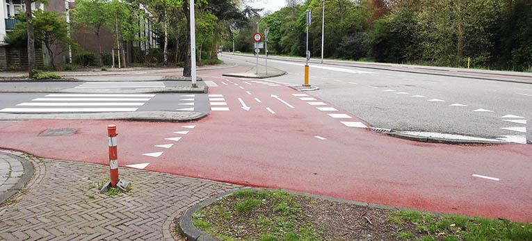 cykelbanakorsningamsterdam