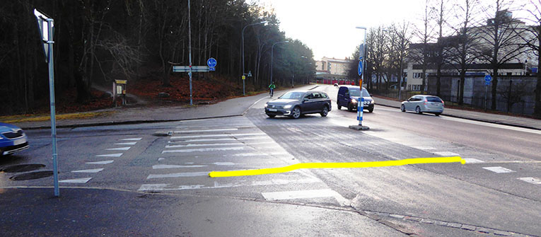 Ulleråkersvägen Sjukhusvägen