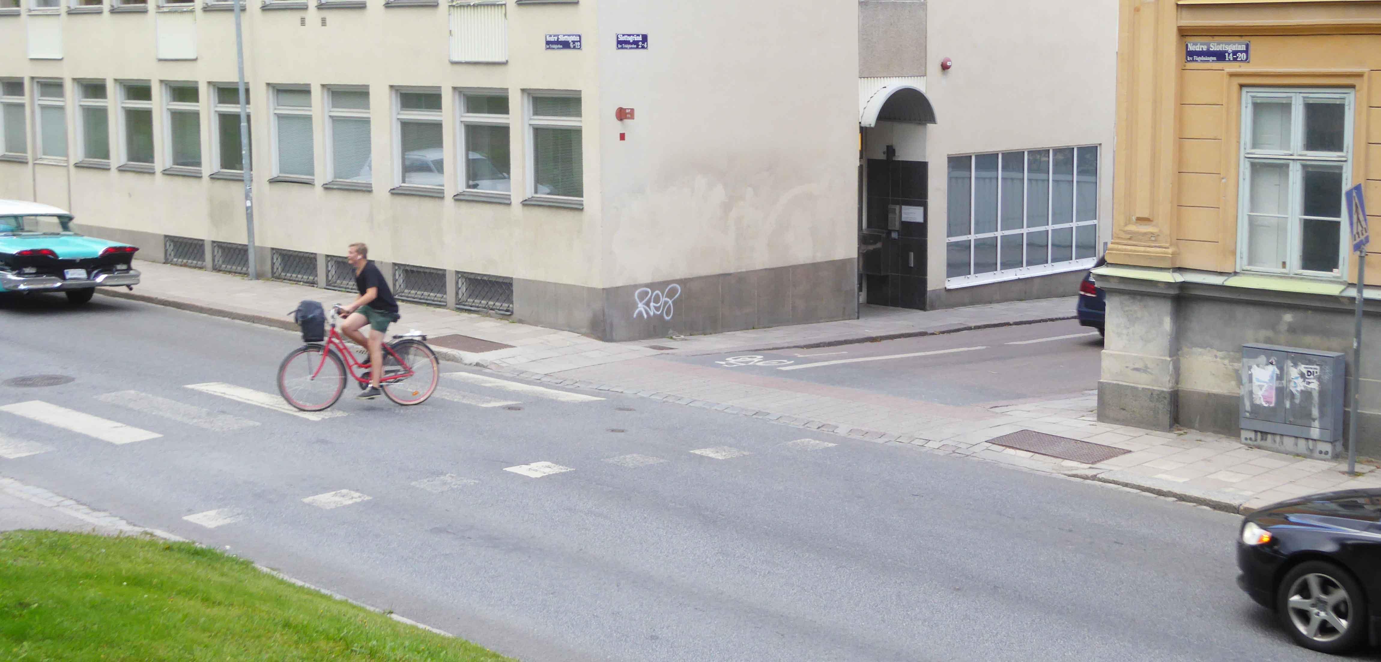 CykeloverfartSlottsgrand